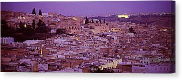 Fes, Morocco Canvas Print