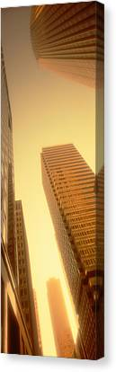 Financial District, San Francisco Canvas Print