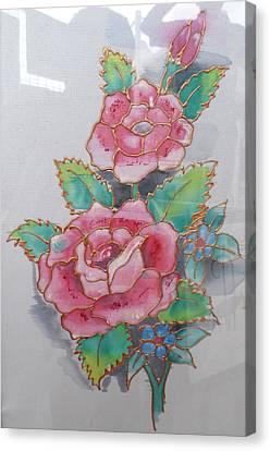 Fine Art Rose Canvas Print