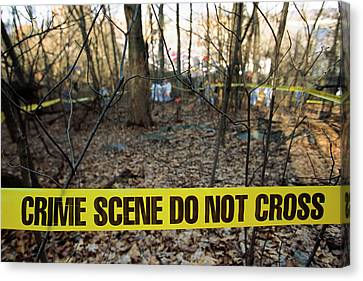 Crime Scene Investigation Canvas Prints Page 4 Of 9 Fine Art America