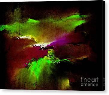 Fury Canvas Print by Marvin Blaine