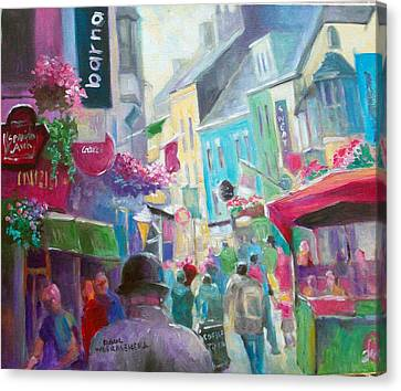 Galway  Ireland Canvas Print