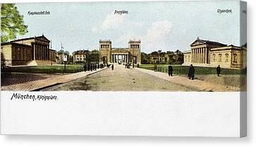 Germany Munich, C1925 Canvas Print by Granger