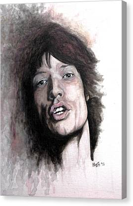 Gimme Shelter Canvas Print by William Walts
