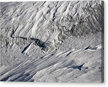 Glacier Canvas Print by Frank Tschakert