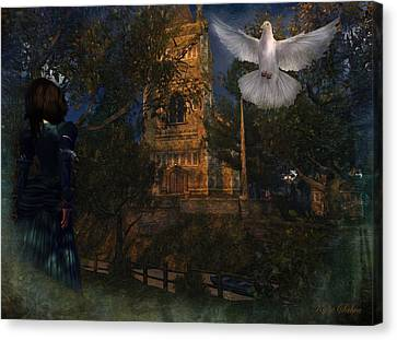 Goatswood Cathedral Canvas Print