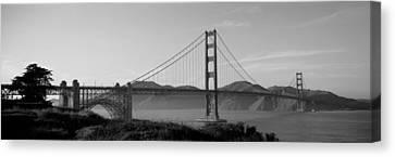 Golden Gate Bridge San Francisco Ca Usa Canvas Print