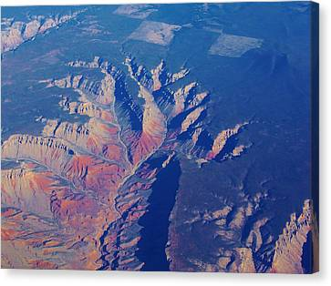 Grand Canyon 4 Canvas Print by Larry Campbell