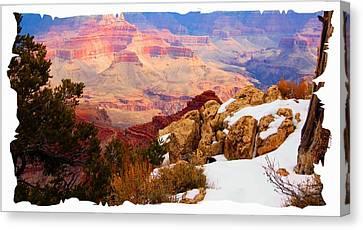 Grand Canyon Arizona Canvas Print by Bob Pardue