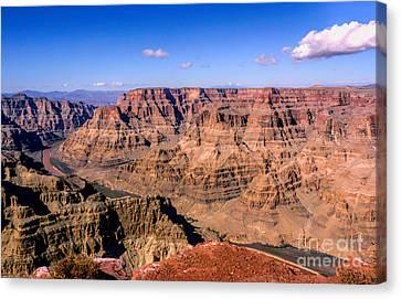 Grand Canyon Canvas Print by Lynn Bolt
