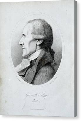 Granville Sharp Canvas Print