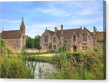 Great Chalfield Manor Canvas Print by Joana Kruse