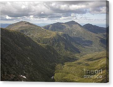 Great Gulf Wilderness - White Mountains New Hampshire Canvas Print