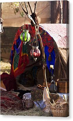 Gypsy Tent Canvas Print