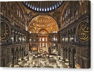 Hagia Sophia Canvas Print