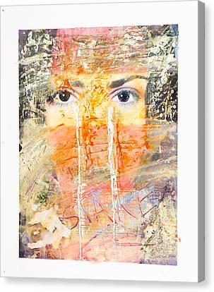 Haiti Canvas Print by Maria  Lankina