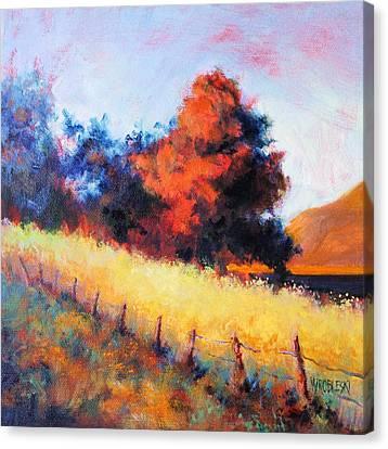 Harmony Canvas Print by Peggy Wrobleski