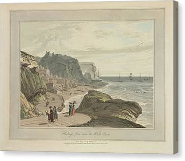 Hastings Canvas Print by British Library