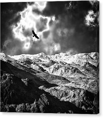 Heaven's Breath 15 Canvas Print