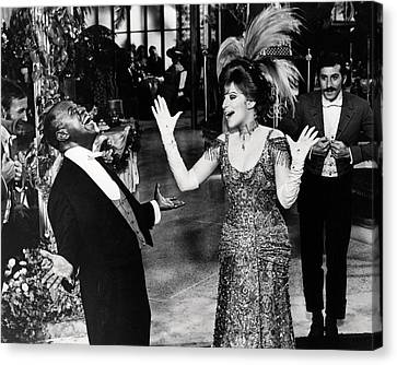 1960 Canvas Print - Hello, Dolly!  by Silver Screen