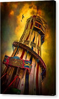 Helter Skelter Canvas Print by Chris Lord