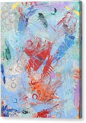 Hi-de-ho Canvas Print