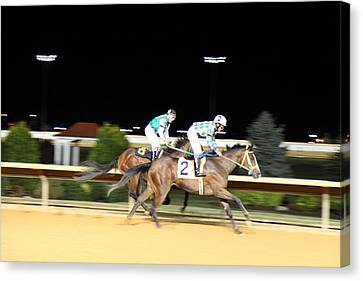 Hollywood Casino At Charles Town Races - 121210 Canvas Print by DC Photographer