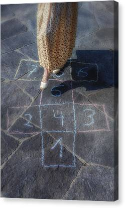 Hopscotch Canvas Print by Joana Kruse