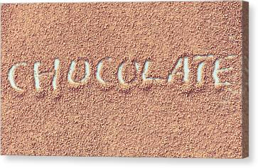 Hot Chocolate Canvas Print by Tom Gowanlock