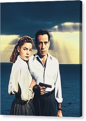 Humphrey Bogart Canvas Print