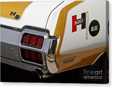 Hurst Olds Canvas Print