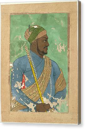 Ikhlas Khan Canvas Print by British Library