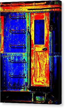 Impressionistic Photo Paint Gs 017 Canvas Print by Catf
