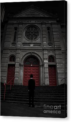 In Place Of Hope Canvas Print