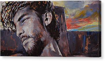 It Is Finished Canvas Print by Michael Creese
