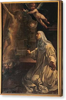 Italy, Tuscany, Florence, Galluzzo Canvas Print by Everett