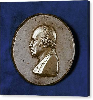 James Watt Canvas Print by Universal History Archive/uig