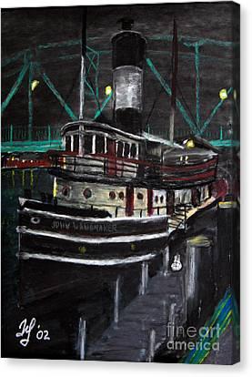 John Wannamaker Canvas Print