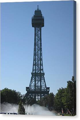 Kings Island - 12124 Canvas Print by DC Photographer