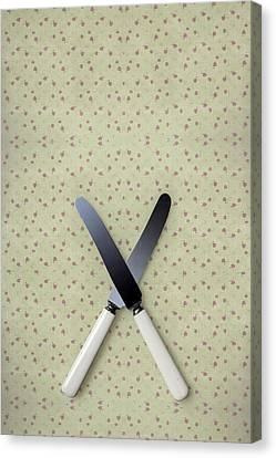 Knives Canvas Print by Joana Kruse