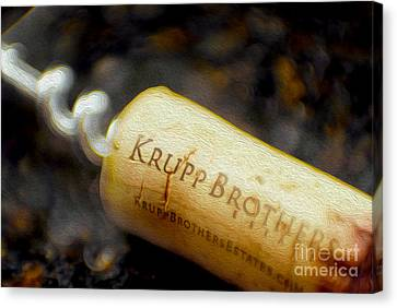 Krupp Cork Canvas Print by Jon Neidert
