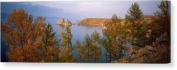 Lake Baikal Siberia Russia Canvas Print by Panoramic Images
