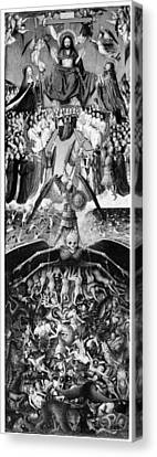 Last Judgment Canvas Print by Granger