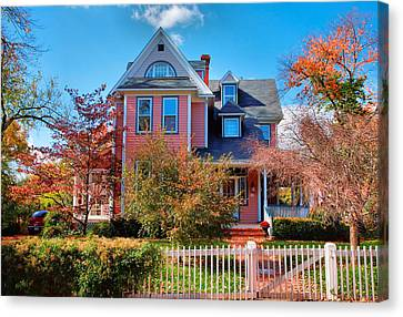 Leesburg House I Canvas Print by Steven Ainsworth