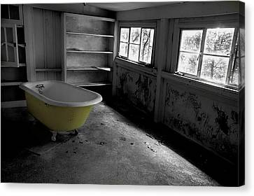 Left Behind Canvas Print by Michael Eingle