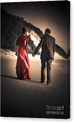 Lifetime Of Love Canvas Print