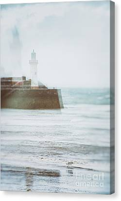 Lighthouse Canvas Print by Amanda Elwell
