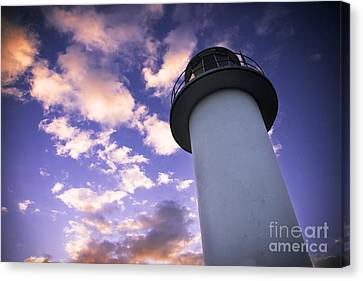 Lighthouse Of Hope Canvas Print by Jorgo Photography - Wall Art Gallery