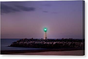 Lighthouse Santa Cruz Canvas Print