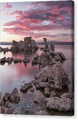 Listen To The Sound Canvas Print by Jon Glaser